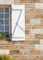 плитка для отделки цоколя и фасада silverfox_interior_beige