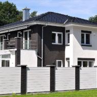фасад Aarhus anthrazit