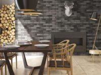 плитка для фасадов Cerrad retro brick peper