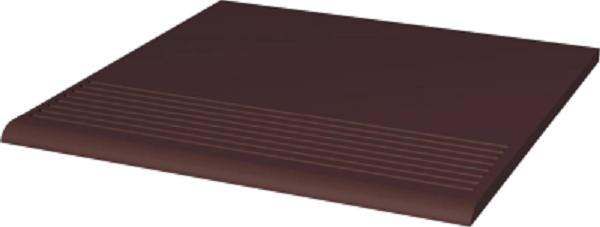простая ступень natural-brown