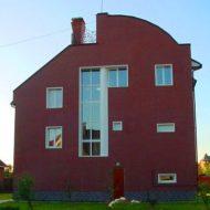 плитка для фасада cloud-rosa-duro