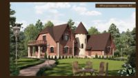 Дизайн проект и 3D визуализация Кравцово2 — 0008