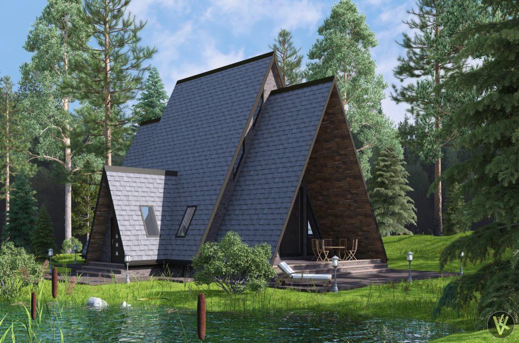 Дизайн и 3Д визуализация фасадов